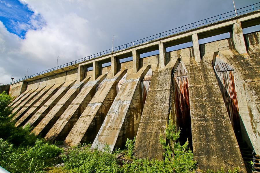 0 cd45b a0a5484f orig Янискоски ГЭС на реке Паз