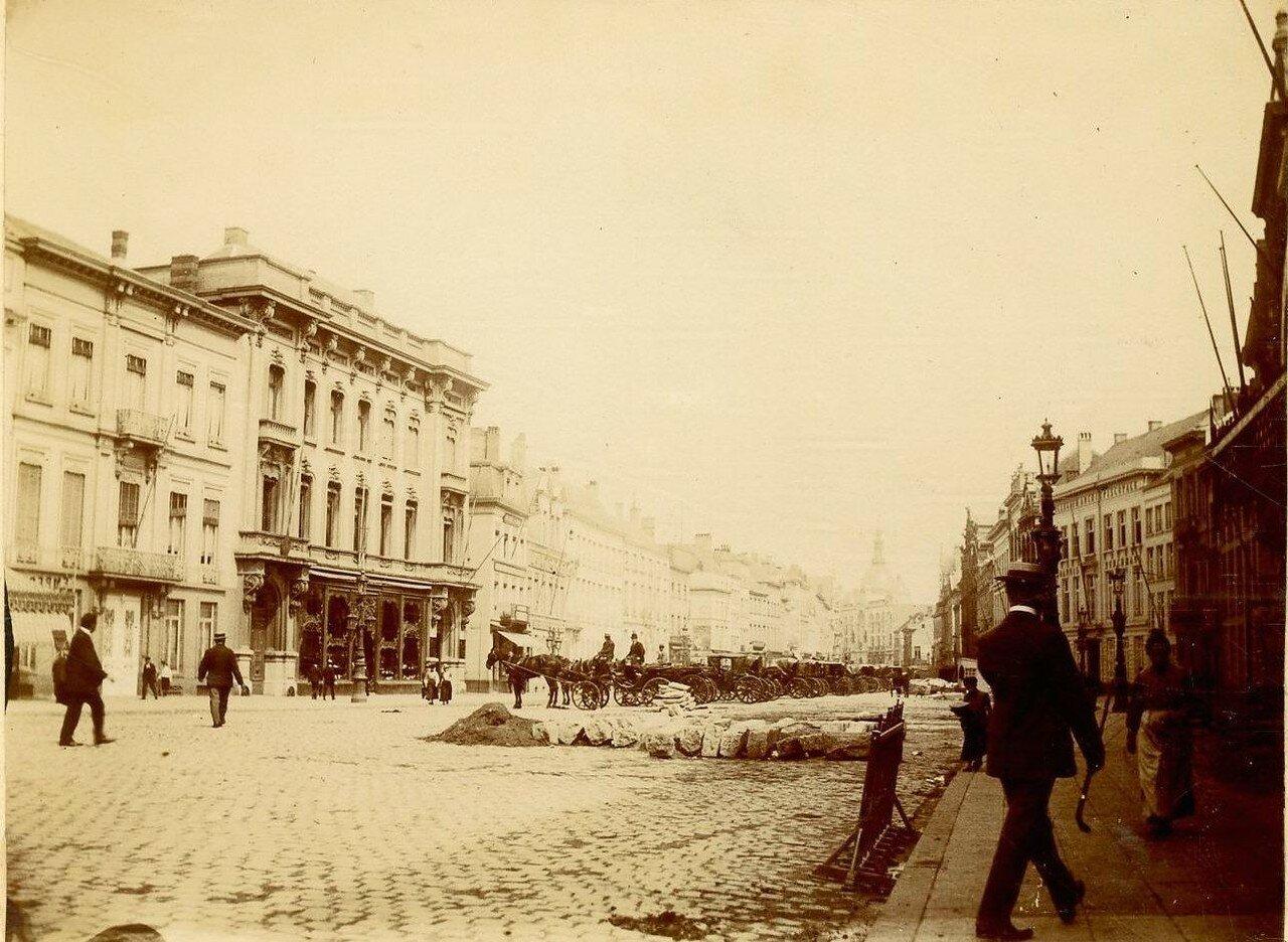 1901. Главная улица