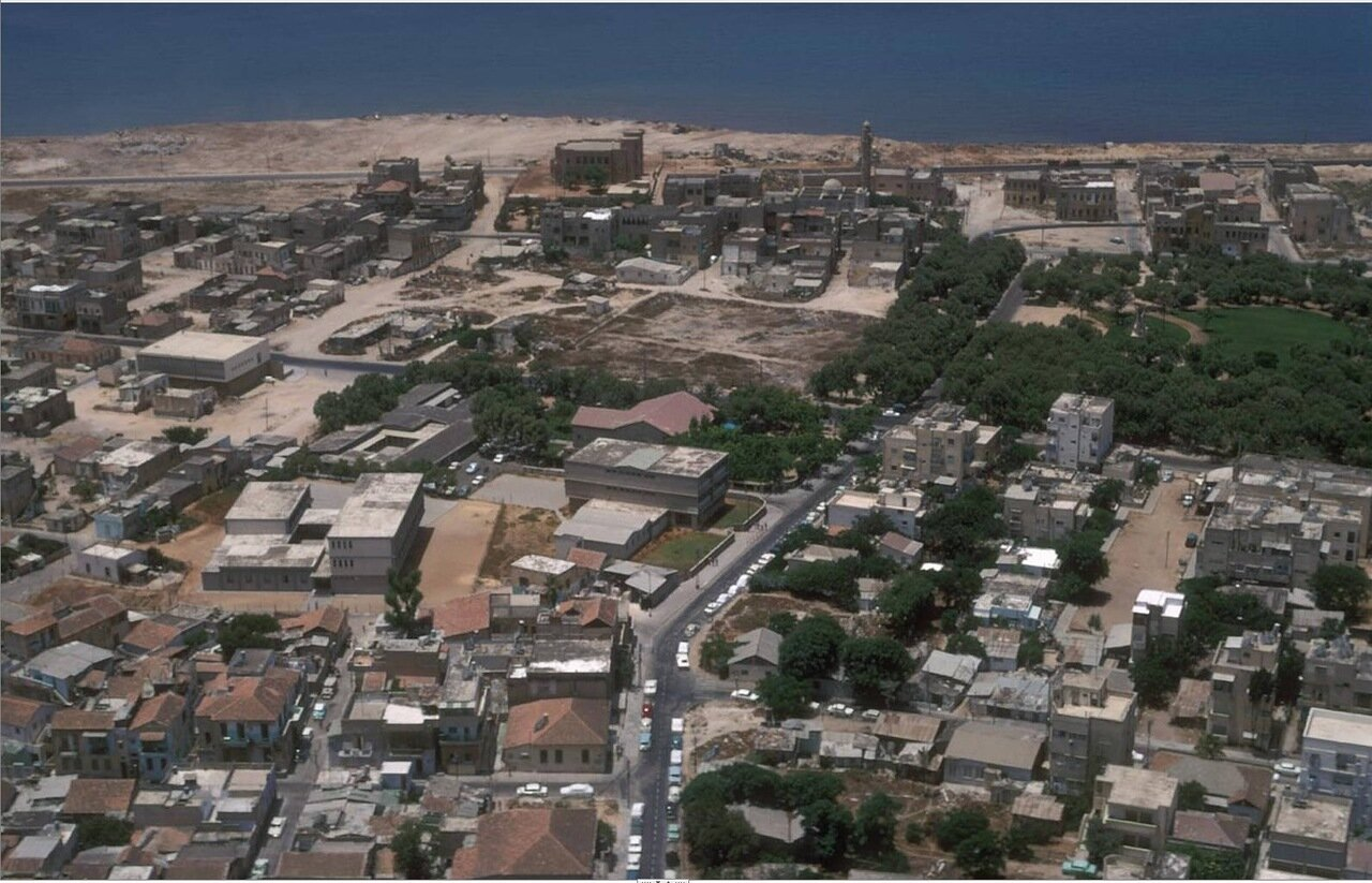 05. Вид на город с воздуха