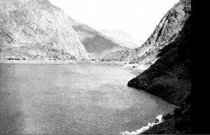 Озеро Нофин в Самаркандских горах