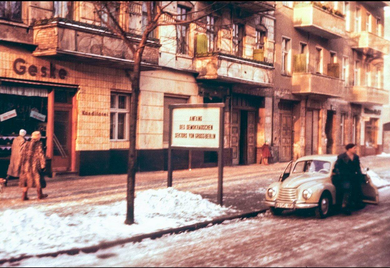 08. Зима, 1956