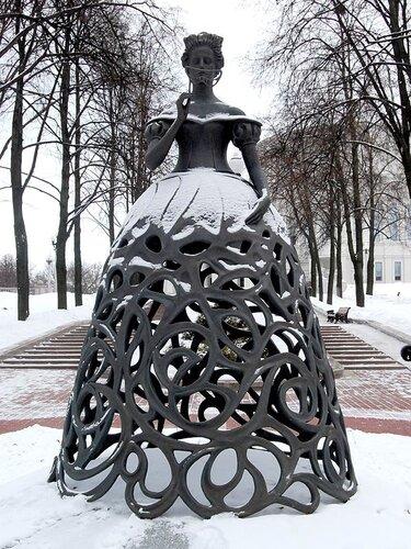 هي عاصمة روسيا البيضاء وأكبر مدنها يصل