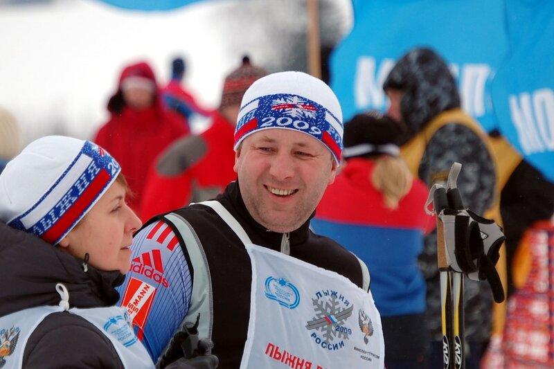 Лыжня России - 2009