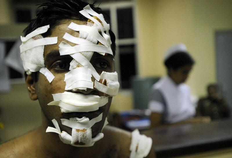 Шри Ланка и затянувшаяся война