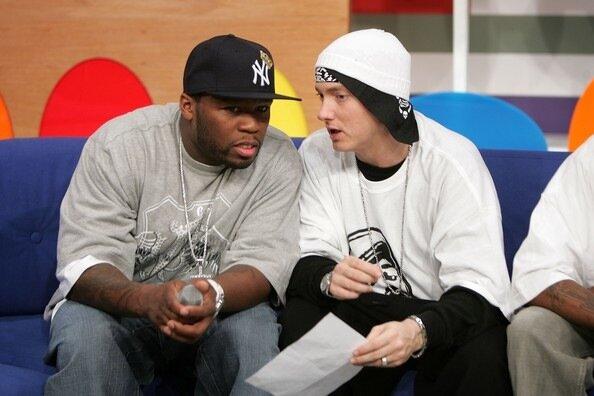 50 Cent выпустит новый альбом только после Eminem