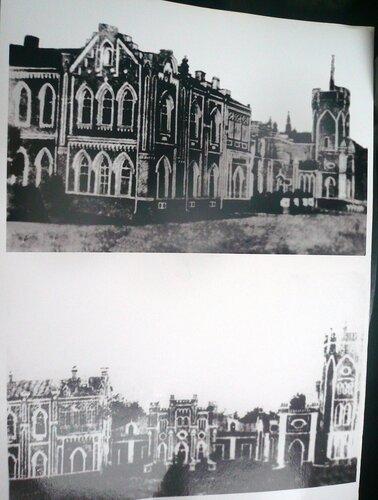 Так выглядел дворец Кожиных до революции