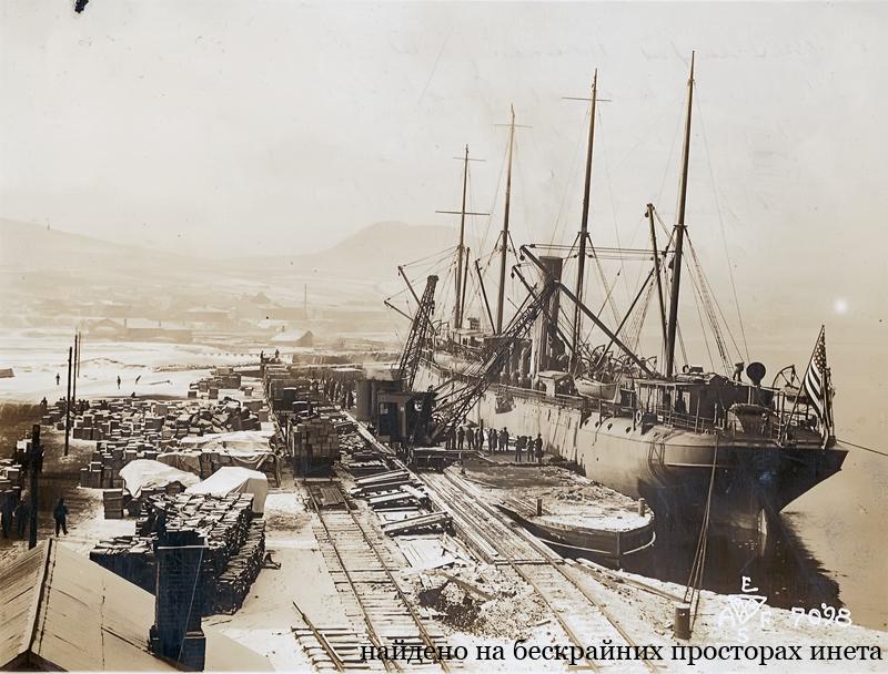 Интервенция порт Владивостока