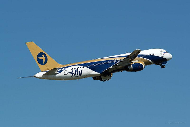 Boeing 757-256 (EI-DUA) iFly D809439