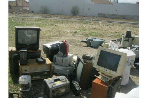 В Кагуле стартует кампания по сбору старой бытовой техники