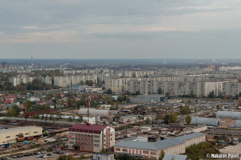Виды с Брусилово