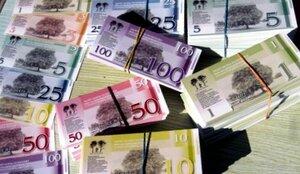 Колионы - местные деньги из Подмосковья