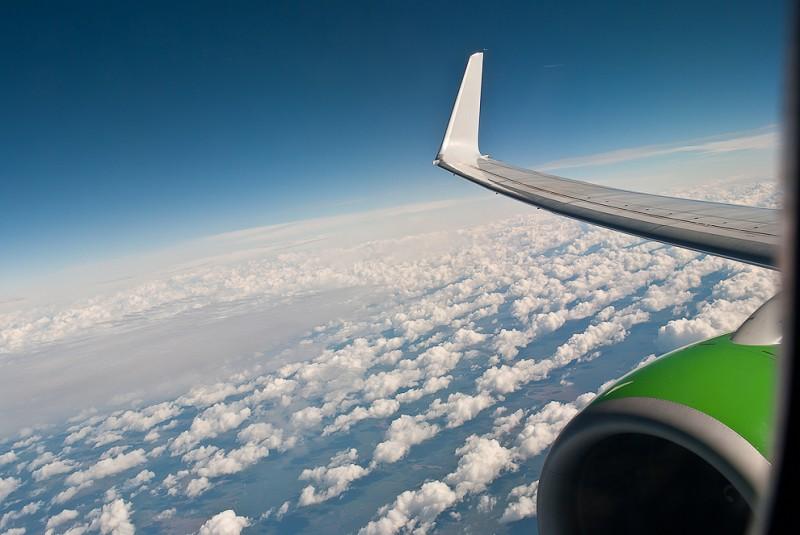 Полет Улан-Удэ – Москва (16 фото)