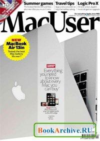 Аудиокнига MacUser Summer 2013