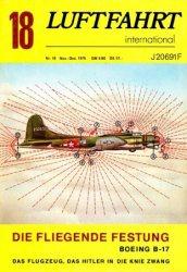 Книга Luftfahrt International Nr.18 Nov.-Dez. 1976