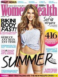 Журнал Womens Health  - June 2014 UK