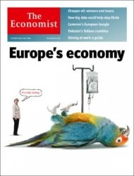 Журнал The Economist - 25 October 2014