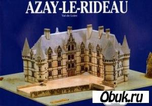 Книга Instant Durable №05 - замок Azay-le-Rideau