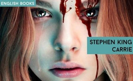 Книга Stephen King — Carrie