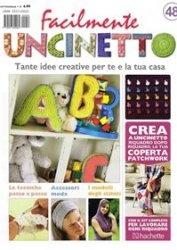 Журнал Facilmente Uncinetto №48 2010