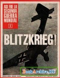 Книга Asi fue la Segunda Guerra Mundial 4: Blitzkrieg!.
