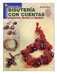 Книга Bisuteria con cuentas proyectos faciles y rapido
