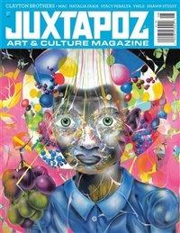Журнал Журнал Juxtapoz №8 (август 2009) / US
