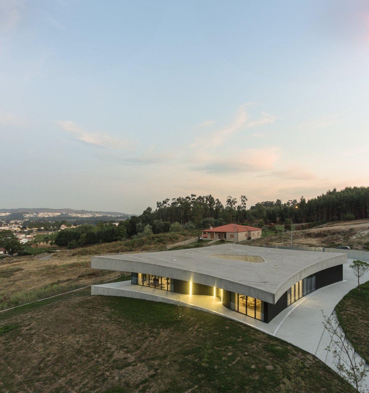 Casa Cabo de Vila от компании spaceworkers
