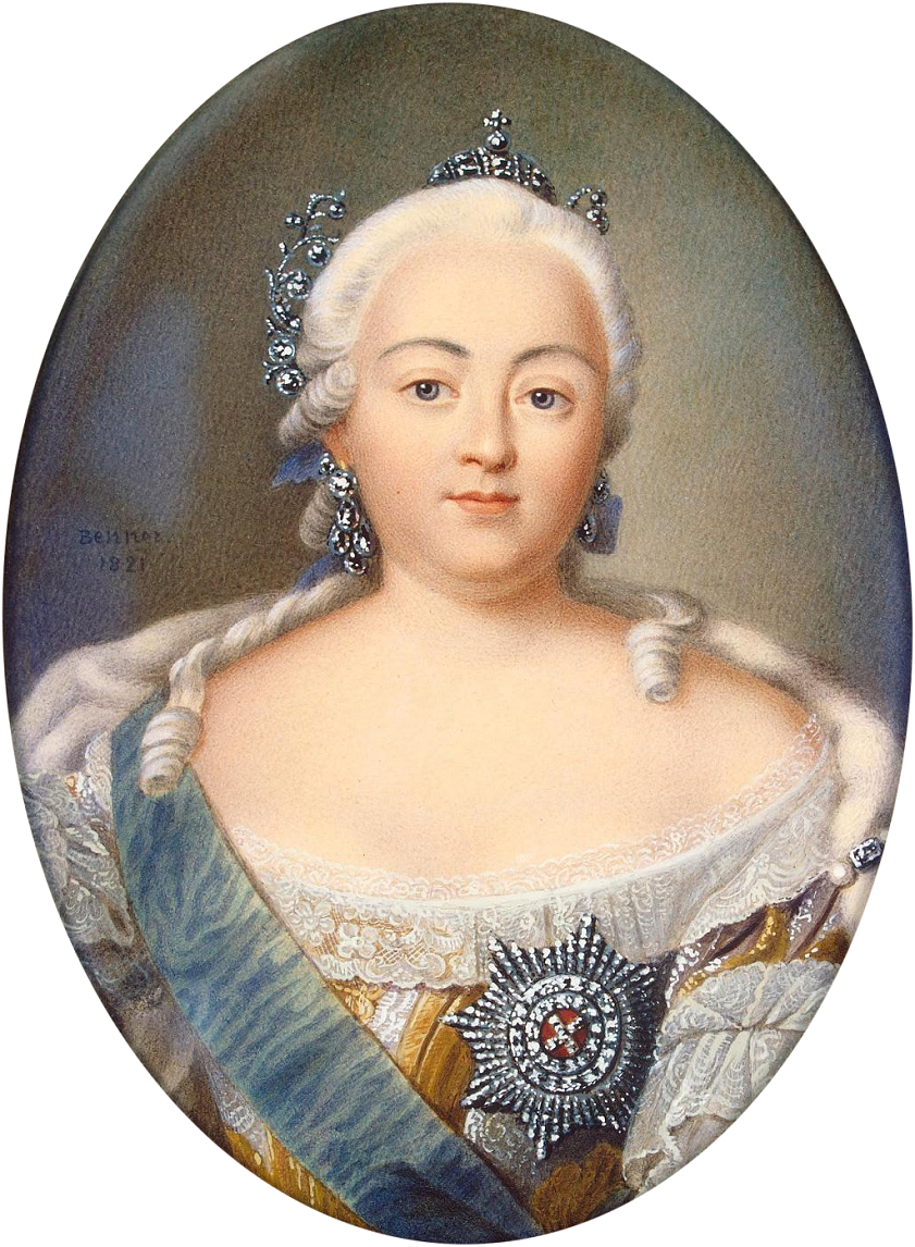 Elizabeth of Russia by Jean Henri Benner.png