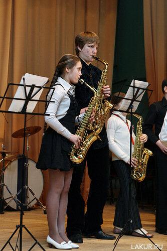 оркестр духовой первый фестиваль Красногорск