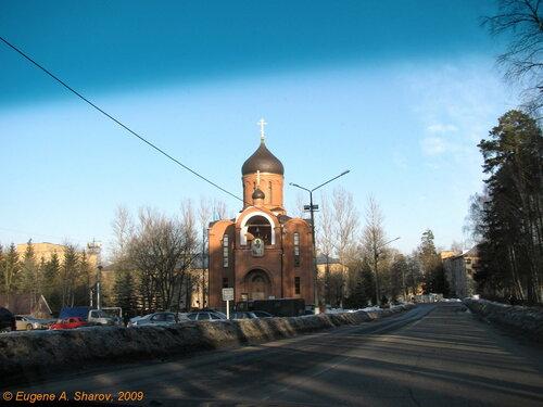 Храм Илии Муромца