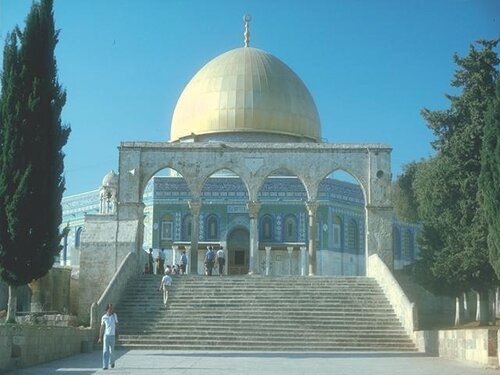 Мечеть Аль-Акса, Ирусалим