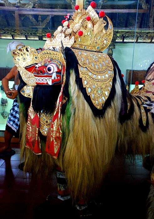 Barong (Museum Bali)