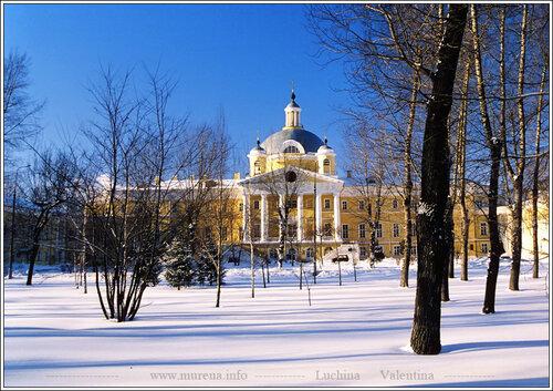 Храм благоверного царевича Димитрия при Голицынской (1-й Градской) больнице