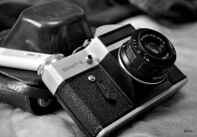 Когда художник берет фотоаппарат.