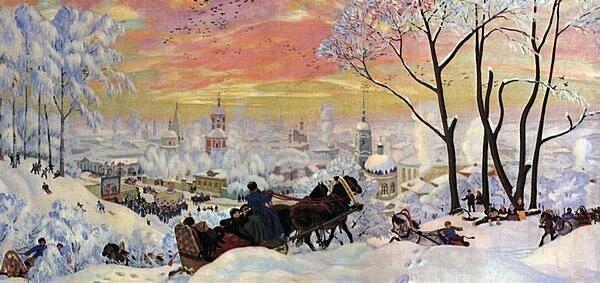 Картинки по запросу славянская зима