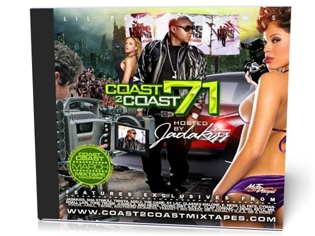 Coast 2 Coast Vol 71 (Hosted By Jadakiss) (2009)