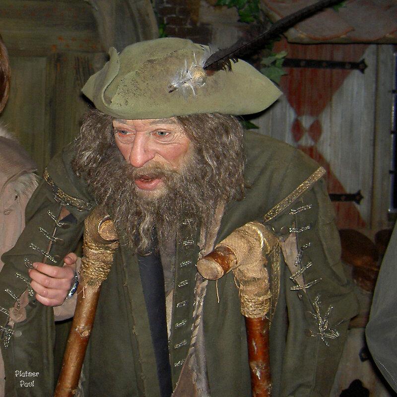 еще одн персонаж старой Голландии...