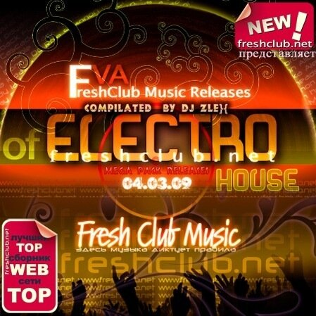 Freshclub Music Releases Of Electrohouse (04.03.20 ...