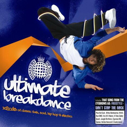 VA - Ministry Of Sound: Ultimate Breakdance