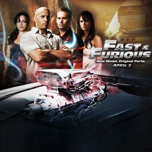 Fast and Furious 2009 OST