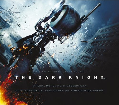 OST (Score) The Dark Knight / Тёмный рыцарь 2CD Sp ...