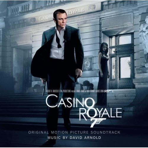 OST Casino Royale / Казино Рояль (2006)
