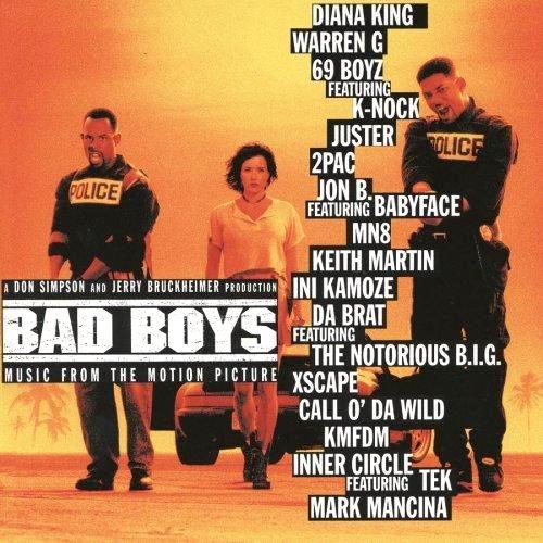 OST [Soundtrack+Promo Score MP3 / FLAC / APE] Bad Boys / Плохие парни (1995, 1997)