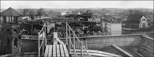 Панорама с крыши Музея - 3