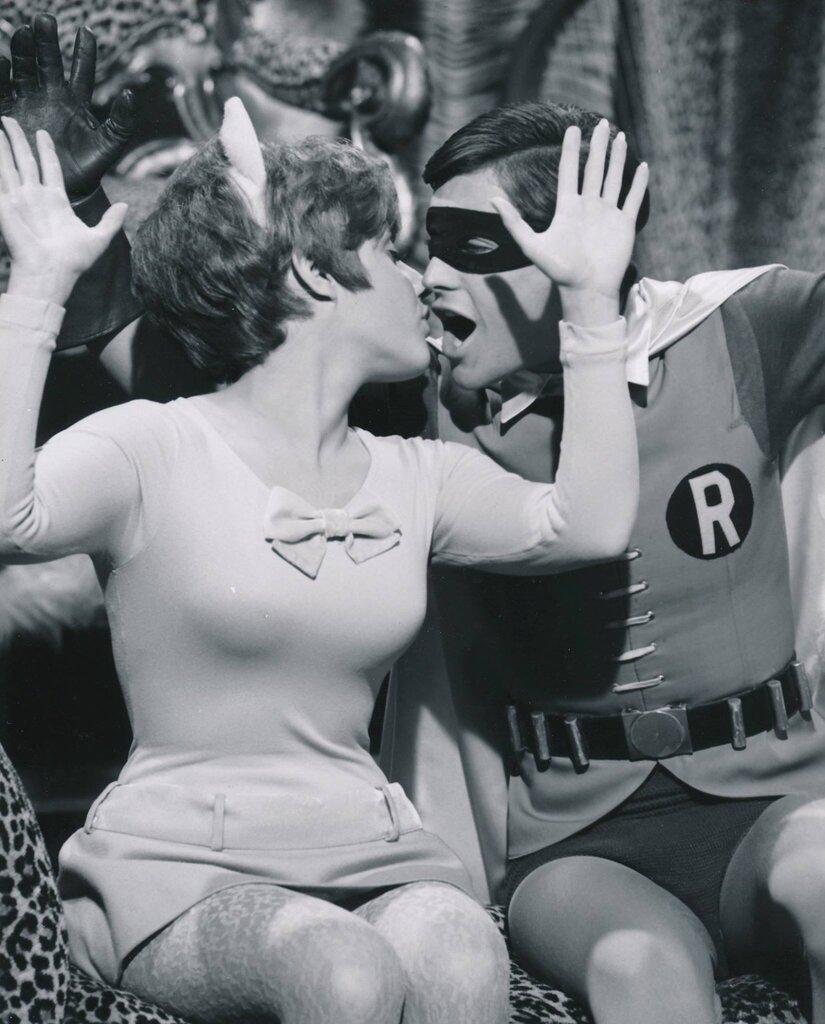 Lesley Gore and Burt Ward.jpg
