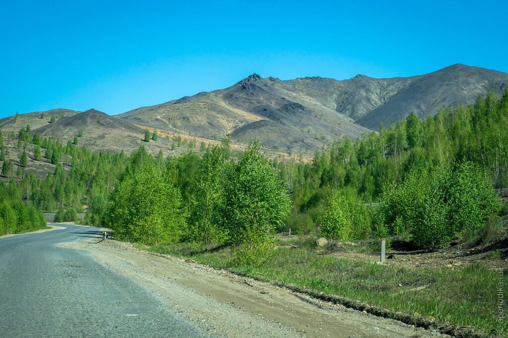 Карабаш. Ржавая долина