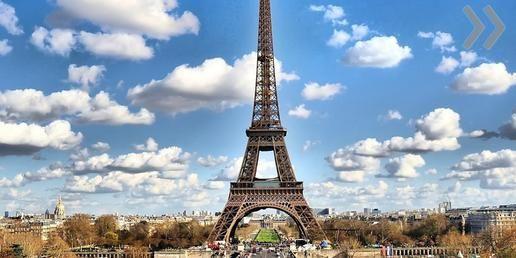 Эйфелеву башню закрыли из-за воришек
