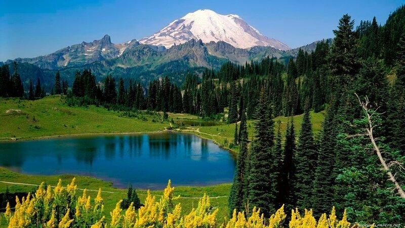 Душа замирает от восторга! Горы
