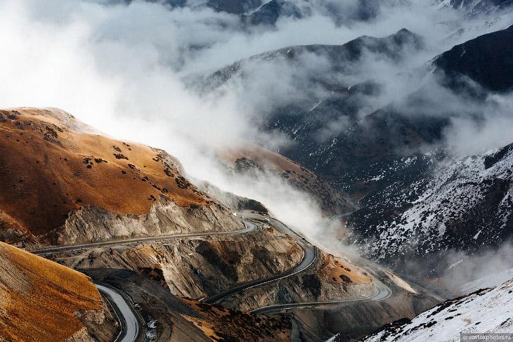 Величественные пейзажи Таджикистана Дмитрия Чистопрудова (Dmitriy Chistoprudov) часть 2 (49 фото)