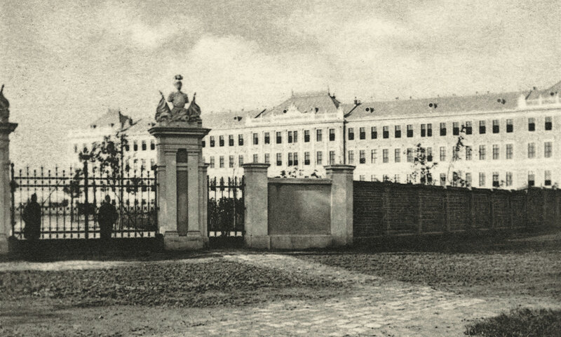 Школа кадетов пехоты, 1901 год
